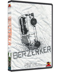 Barzerker/Sucking Life Skateboard DVD