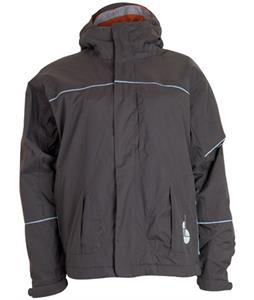 Bonfire Fusion Aura Snowboard Jacket Graphite