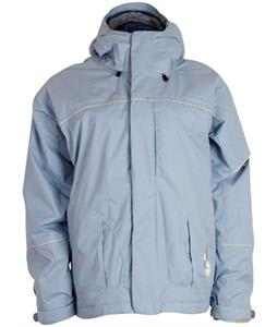 Bonfire Fusion Aura Snowboard Jacket Ocean