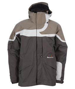 Bonfire Fusion Diffuse Snowboard Jacket Graphite/Pewter