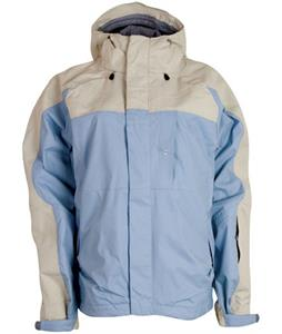 Bonfire Optic Fragment Snowboard Jacket Ocean/Sand