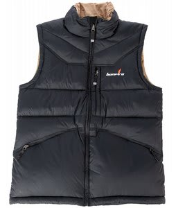 Bonfire Fusion Down Vest Black