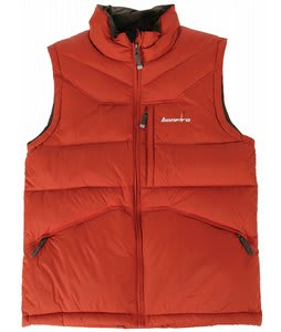 Bonfire Fusion Down Vest Copper