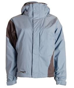 Bonfire Fusion Prism Snowboard Jacket Ocean/Slate