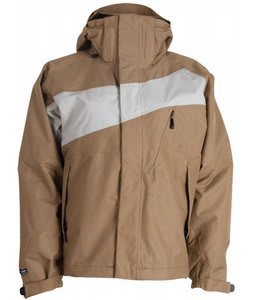 Bonfire Fusion Radiant Snowboard Jacket Sienna/Sand