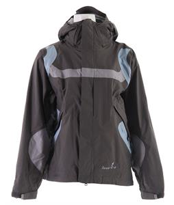Bonfire Fusion Reflection Snowboard Jacket Graphite/Ocean