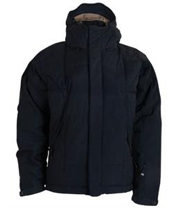 Bonfire Fusion Strobe Snowboard Jacket Black