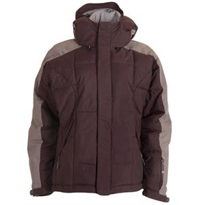 Bonfire Fusion Strobe Snowboard Jacket Sangria/Slate