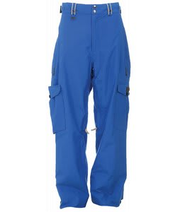 Bonfire Arc Snowboard Pants Sapphire 