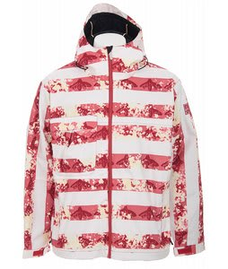 Bonfire Chroma Stripe Snowboard Jacket