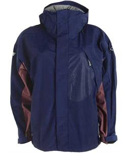 Bonfire Fusion C10 Snowboard Jacket Deep Sea