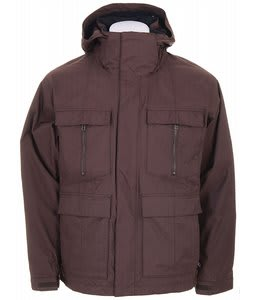 Bonfire Radiant Snowboard Jacket Bark