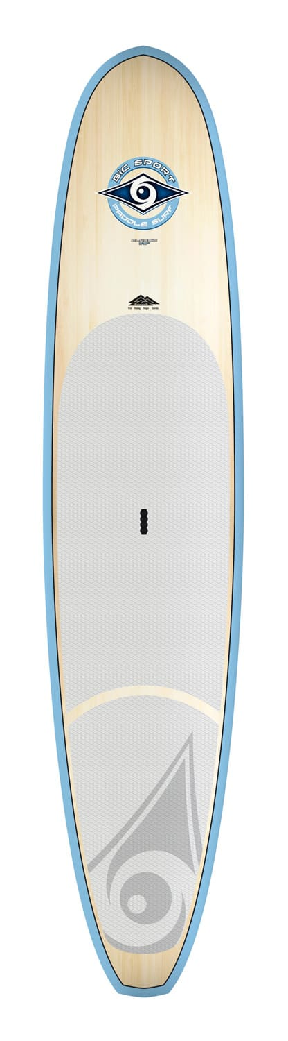 Shop for Bic Classic Wood SUP Paddleboard 11'