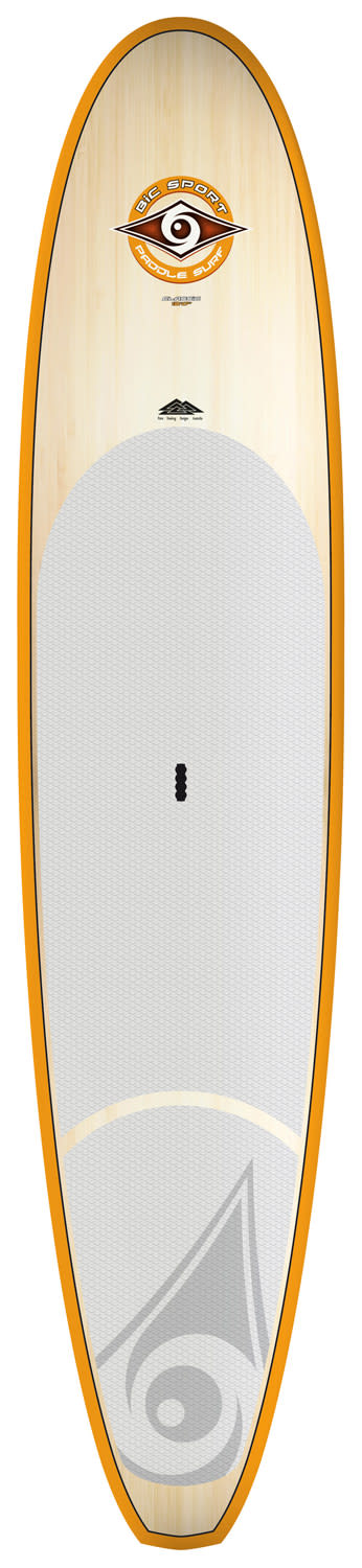 Shop for Bic Classic Wood SUP Paddleboard 12'