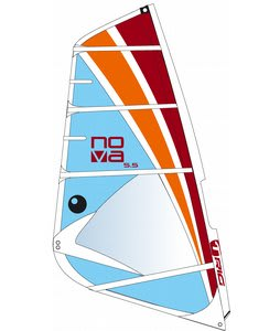Bic Nova 5.5 Windsurf Rig Complete