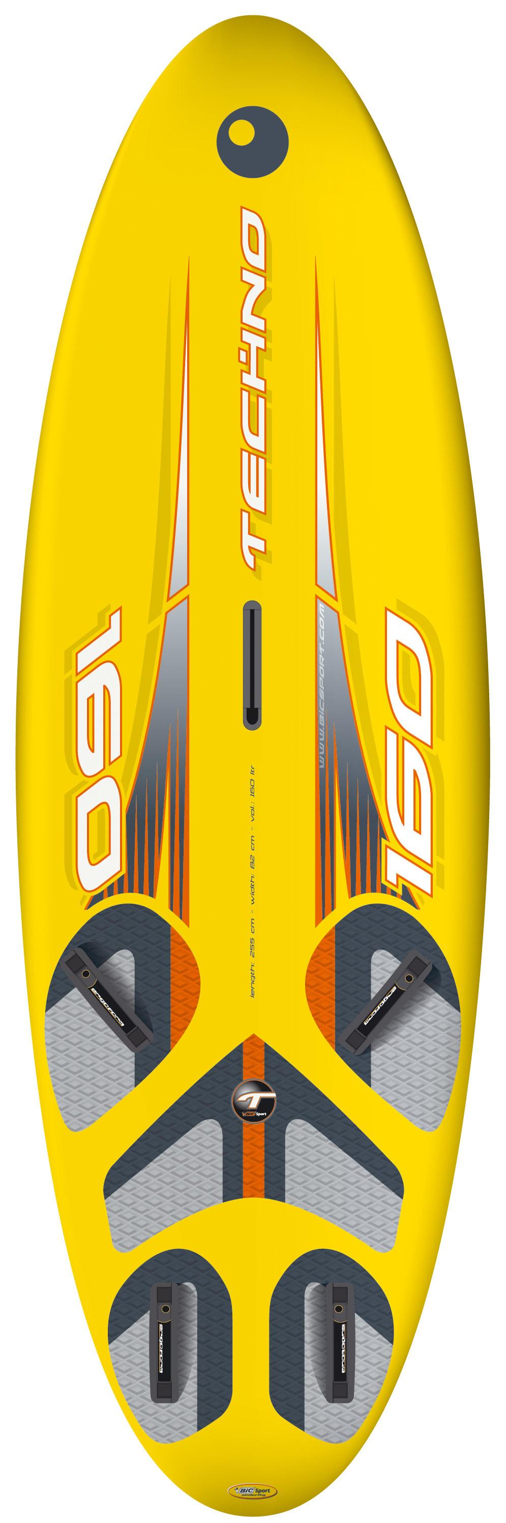 Bic Techno Windsurf Board 160 on PopScreen