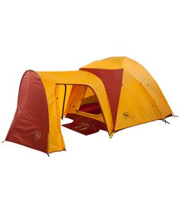Big Agnes Big House 4 Tent 4 Person Yellow/Red
