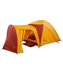 Big Agnes Big House 6 Tent 6 Person Yellow/Red