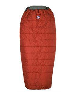 Big Agnes Buffalo Park 40 Sleeping Bag Rust Long Lh