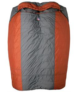 Big Agnes Dream Island 15 Sleeping Bag Rust/Coal