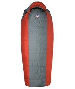 Big Agnes Elk Park 20 Long Right Sleeping Bag Coal/Rust