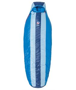 Big Agnes Fish Hawk 30 Sleeping Bag Blue Stripe Long Rh