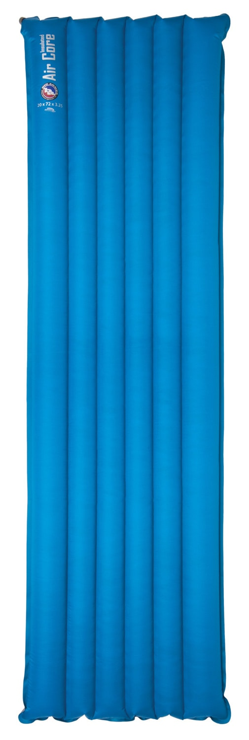 Big Agnes Insulated Air Core Wide Long Sleeping Pad Blue