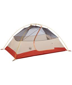 Big Agnes Lone Spring 1 Tent 1 Person Gray/Red