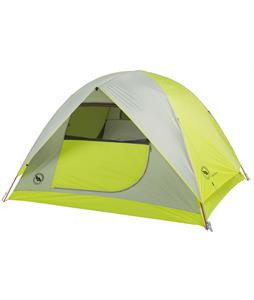 Big Agnes Rabbit Ears 6 Tent 6 Person Lime/Gray