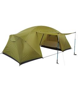 Big Agnes Wyoming Trail 4 Camp Tent 4 Person Moss/Cream