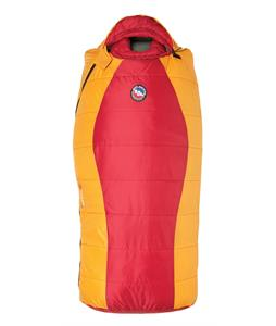 Big Agnes Little Red 15 Right Sleeping Bag Red/Yellow