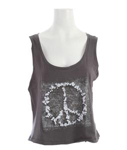 Billabong Flower Me Tanks Off Black
