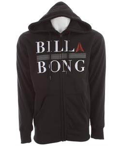 Billabong Rap Up Hoodie Black