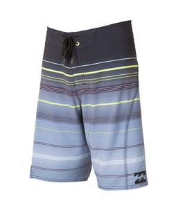 Billabong All Day X Boardshorts Black/Lime
