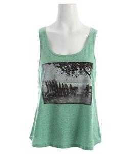 Billabong All Things With Love Tank Go Green