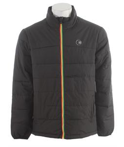 Billabong All Day Puff Jacket Black