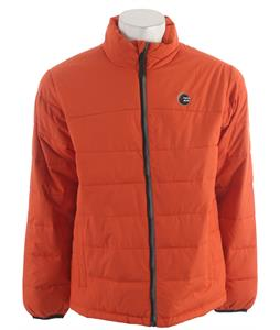 Billabong All Day Puff Jacket Neo Orange