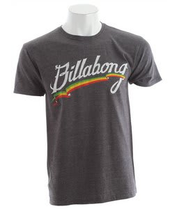 Billabong Allegiance T-Shirt Black Heather