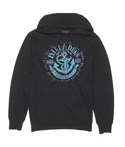 Billabong Anchorage Hoodie Black Heather