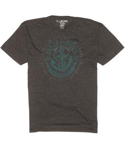 Billabong Anchorage T-Shirt Black Heather