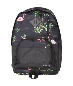Billabong Atom Backpack Black Floral 20L