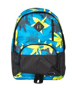 Billabong Atom Backpack Blue/Lime 20L