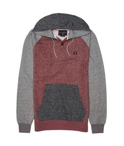 Billabong Balance Pull Over Hoodie Port Heather