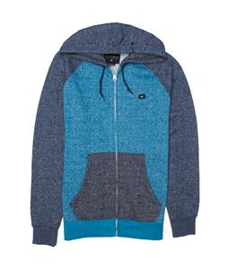 Billabong Balance Zip Hoodie Blue Heather
