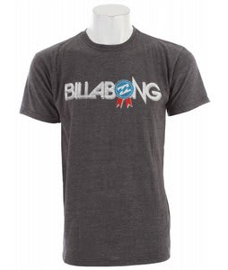 Billabong Bbr T-Shirt Black Heather