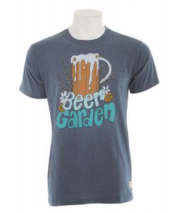 Billabong Beer Garden T-Shirt Naval Heather