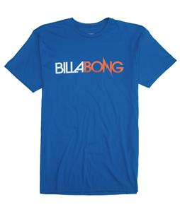 Billabong Billa Bolt T-Shirt Washed Royal