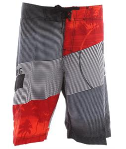 Billabong Blaster Boardshorts Red