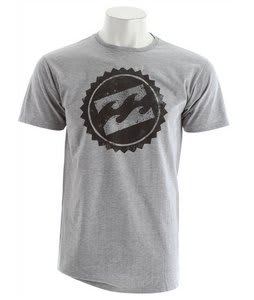 Billabong Cachet T-Shirt Athletic Heather