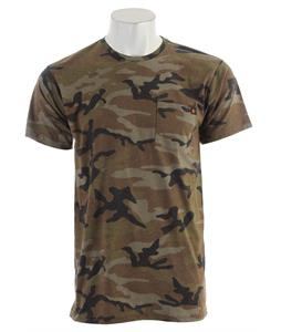 Billabong Camo Crew T-Shirt